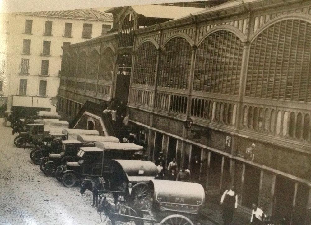 Antiguo matadero y muelle de carga AEMPM Historia de la aempm Historia de la aempm