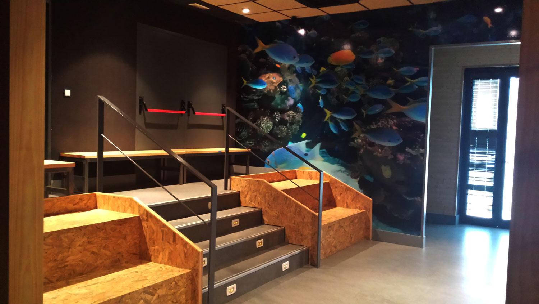 Centro Interactivo del pescado Home Asociación de Empresarios Mayoristas de Pescados de Madrid