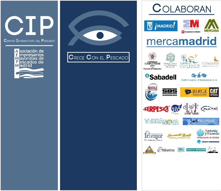 Patrocinadores del centro interactivo del pescado CIP AEMPM Historia de la aempm Historia de la aempm