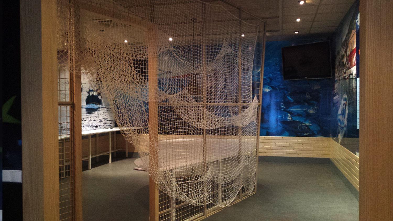 Centro interactivo del pescado lateral izquierdo AEMPM Centro Interactivo del Pescado Centro Interactivo del Pescado