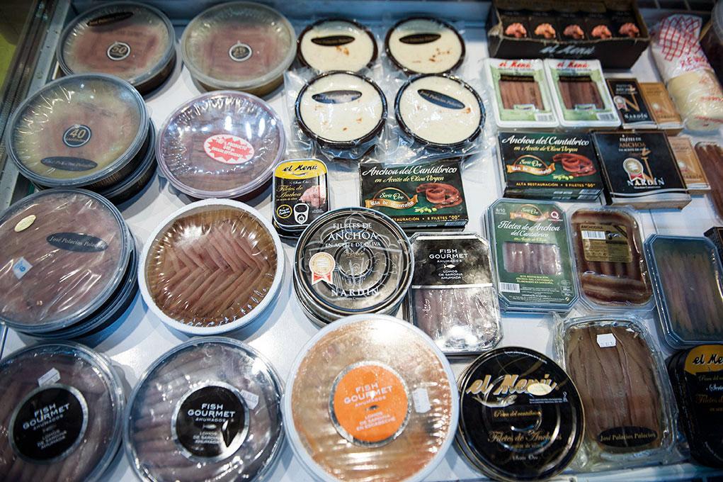 Productos del mar envasados AEMPM Comercializacion Comercializacion